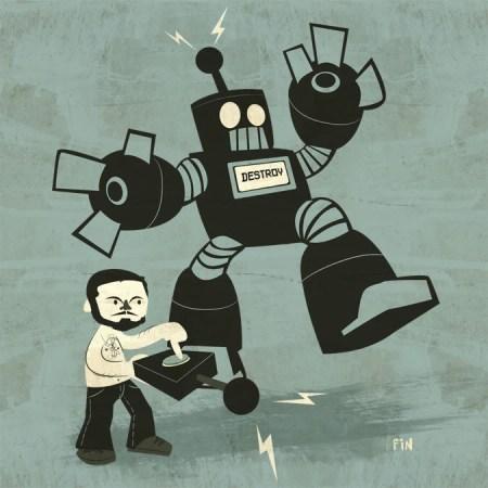 robot-destroys-city