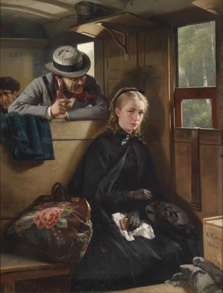 Berthold Woltze, The Irritating Gentleman