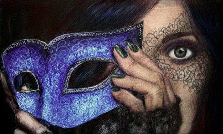 masquerade__pen_drawing__by_love4allhatred4none-d5yklxw
