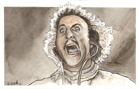 young_frankenstein_dr__frankenstein_watercolor____by_ssava-d4w6arg