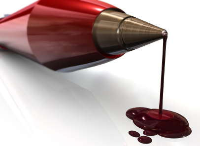 Bleeding Pen