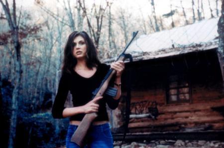 CABIN FEVER, Cerina Vincent, 2002