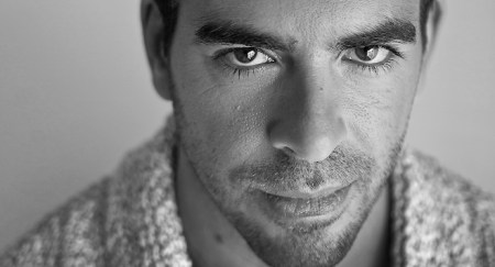 TORONTO, ON - SEPTEMBER 9 - 2013 - Film director and actor Eli Roth.