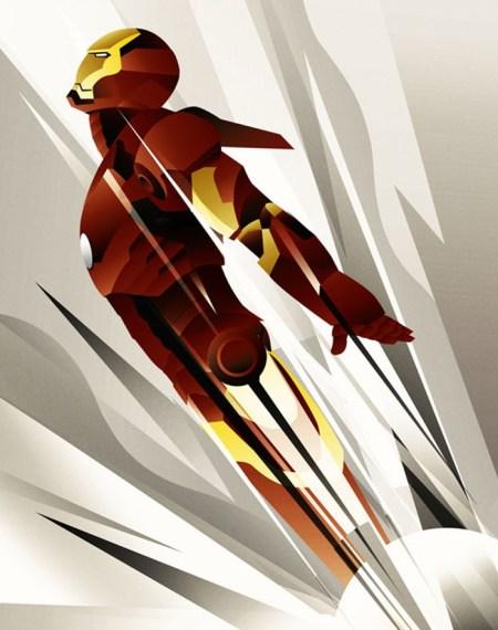 Art_Deco-Iron_Man-Rodolfo_Reyes-Poster