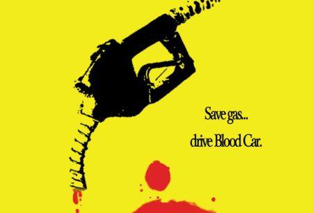 BLOOD CAR poster MERGED