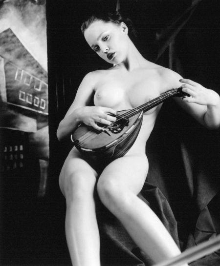 Melissa-George-naked