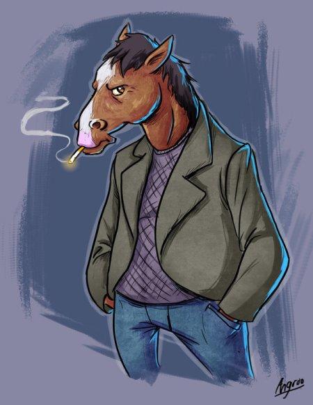bojack_horseman_by_aktheneroth-d97fnjf