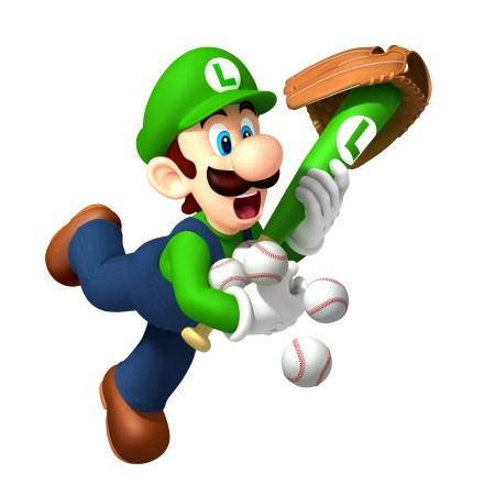 Luigi_with_baseball_balls