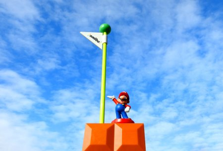 mario_at_the_flagpole_by_kilroyart-d9upc2l