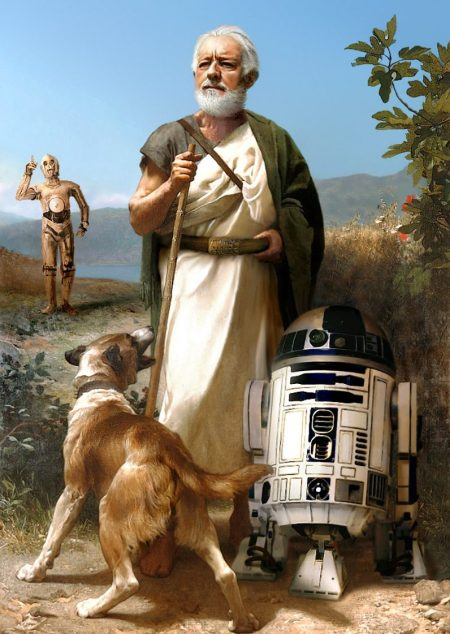 Star-Wars-Robots-Painting-with-Obi-Wan--29700