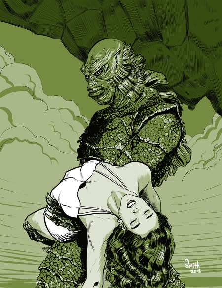 the_creature_from_the_black_lagoon_by_sketchymcdrawpants-d6p6g05