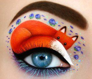 Top 12 Eye Art Ideas For Girls (2)