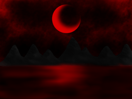 blood_moon_lake_by_dragonthunderstorm-d5iu17q