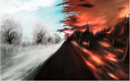 Speedpaint___Choose_your_path__by_Uribaani1