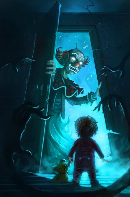 clown_closet___mama_scared_stiff_contest_entry_by_srdunko-d5qo0oh