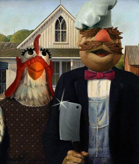Swedish-American-Gothic-Muppet-Painting--45666