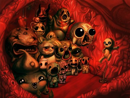 binding_of_isaac_rebirth_fanart_by_auoro-d8a40wr