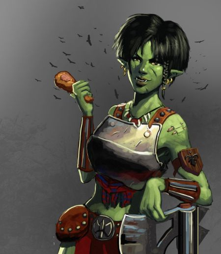 orcish_female_warrior_by_beaver_skin-d4e0p3e