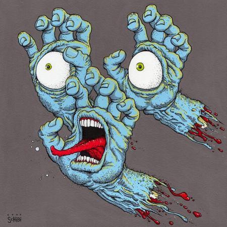 cody-schibi-juxtapoz-magazine-santa-cruz-skateboards-jim-phillips-the-screaming-hand-art-show-30-years-anniversary