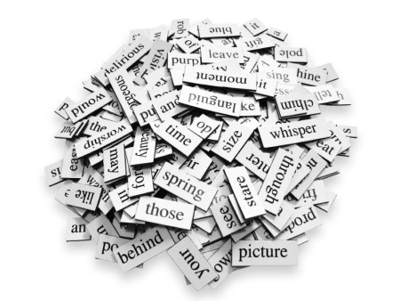 pile-of-words