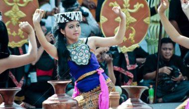 Tari Buyung dari Sunda, Jawa Barat