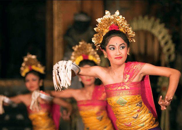 Tari kreasi baru Bali