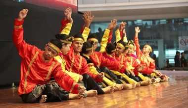 Tari Suku Minang