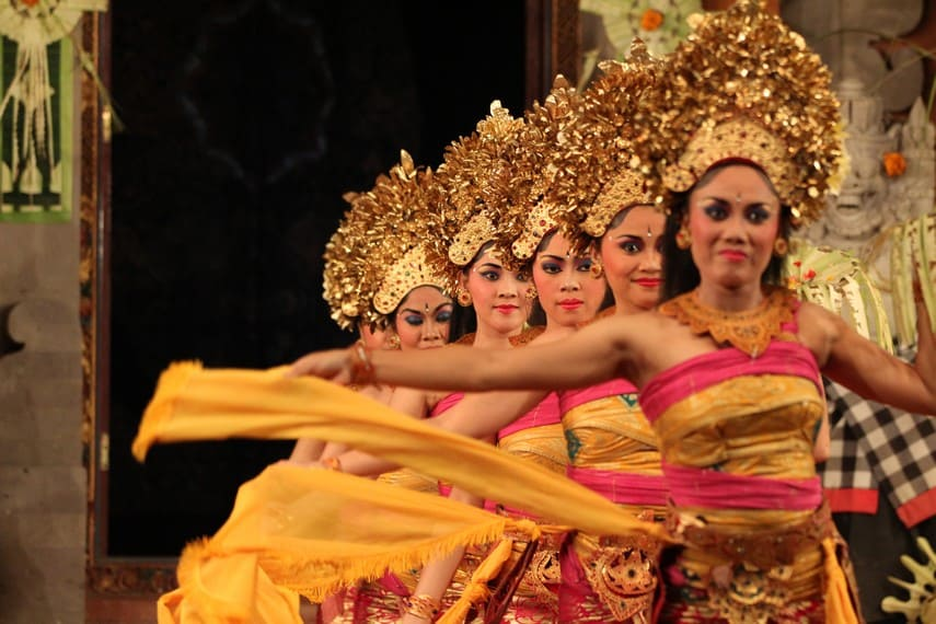 Kesenian tradisional Bali yang terkenal hingga Internasional