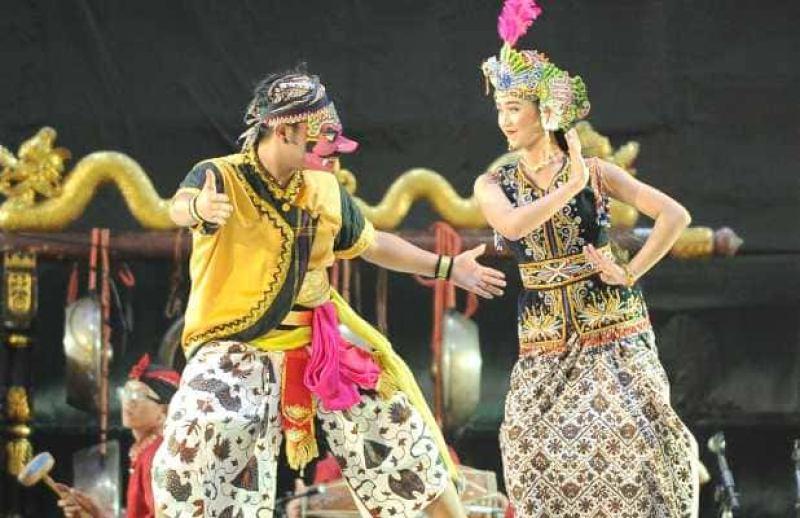 Lengger dieng Jawa Tengah sebagai sarana dakwah Islam