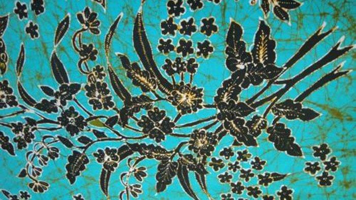 Gambar motif batik Banyuwangi