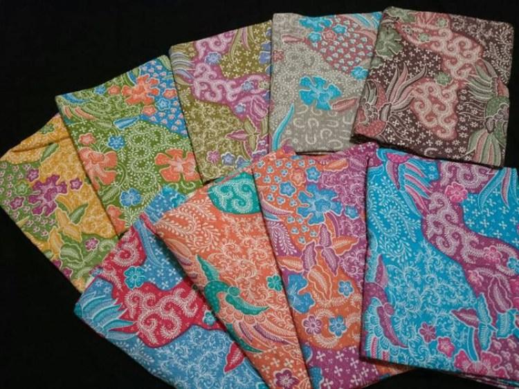 Gambar motif batik Kliwed