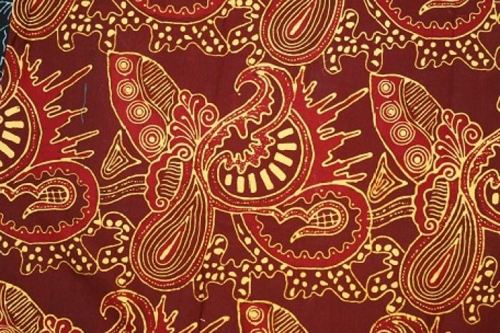 Gambar motif batik Mojokerto