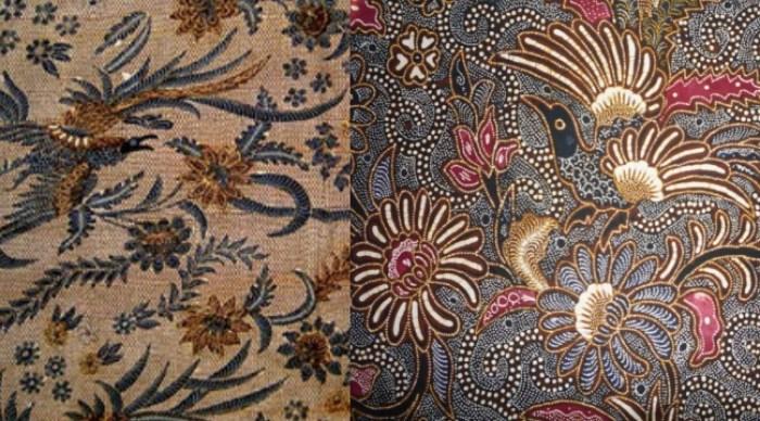 Gambar motif batik Tulungagung
