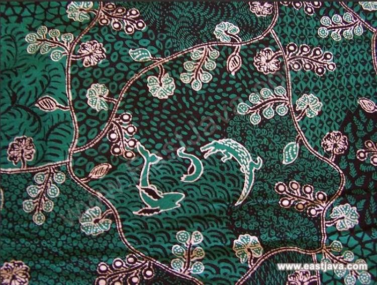 Gambar motif batik surabaya