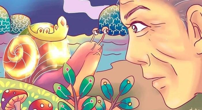Hilangnya Candra Kirana dalam cerita Keong Mas
