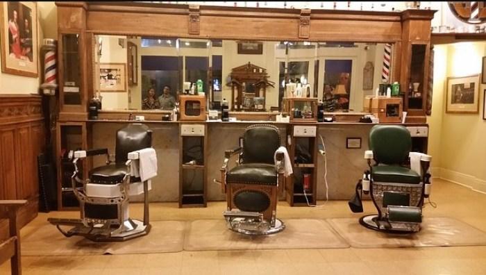 Contoh ide usaha barbershop
