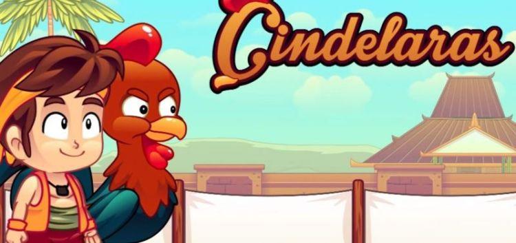 Ilustrasi tokoh utama cerita Cindelaras