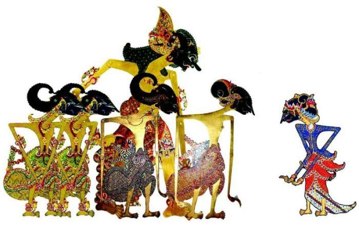 Gambar Pandawa Wayang