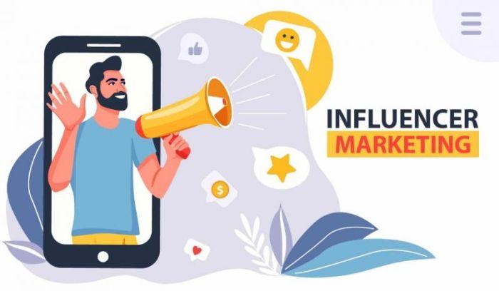 Contoh bisnis influencer