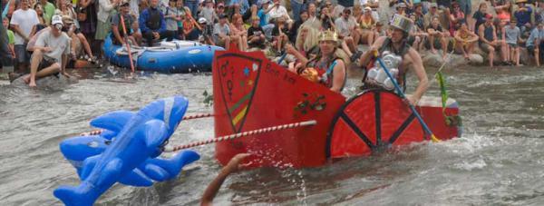 Hooligan race FIBark