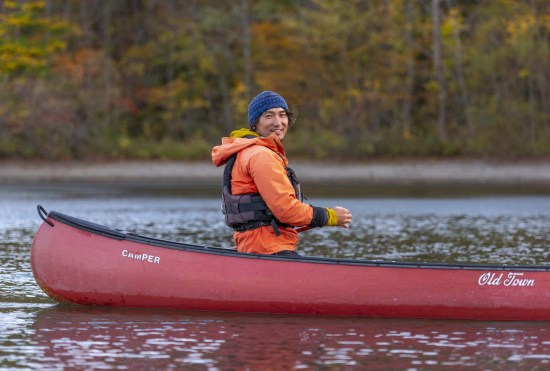 canoe guide lake towada