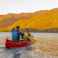 Superb Fall & Winter Lake And River Sports In Aomori, Japan