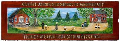 Bay Ruff Quqkey Schools Instruction