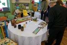 Bay Ruff artwork display at Westfield Meeting 2