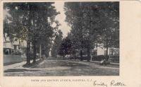 5th and Leconey Avenue, Palmyra, N.J. c.1907