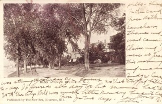 Bank Ave. 1906