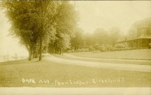 Bank Avenue from Linden