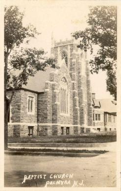 Baptist Church, Palmyra, N.J.
