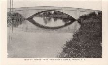 Cement Bridge Over Pensauken Creek, Palmyra, N.J.