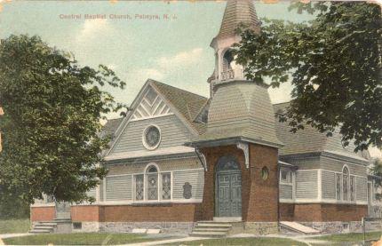 Central Baptist Church, Palmyra, N.J. c.1914